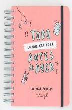 Mr. Wonderful agenda escolar 2018-19