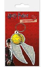 mer122 llavero harry potter snitch carded-5050293384542