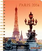 agenda 2014 paris 16x21cm-4002725763365