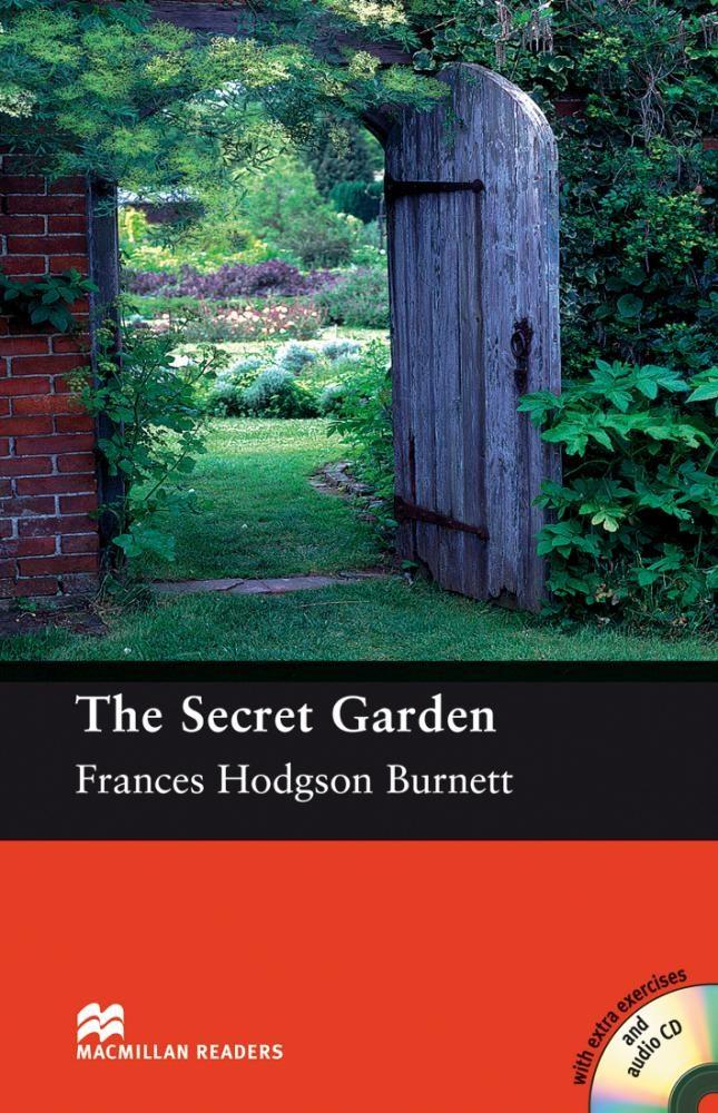 macmillan readers pre- intermediate: the secret garden pack-9780230026902