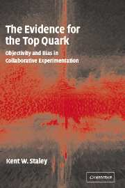 The Evidence For The Top Quark: Objectivity And Bias In Collabora Tive Experimentation por Kent W. Staley epub