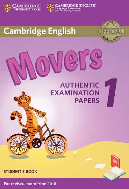 9d176ff9db37c CAMBRIDGE ENGLISH YOUNG LEARNERS ENGLISH TESTS (2018 EXAM) MOVERS 1 STUDENT  S BOOK