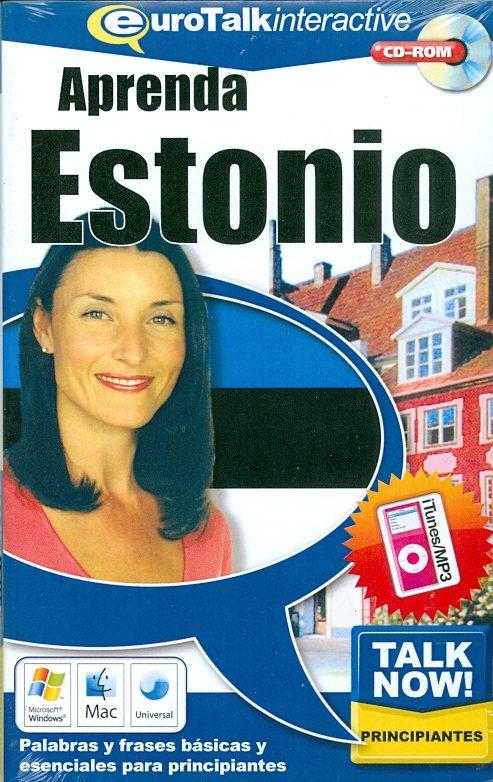 Aprenda Estonio Palabras Y Frases Basicas Y Esenciales Para Princ Ipiantes (cd-rom) (talk Now, Nivel Elemental) por Vv.aa. epub