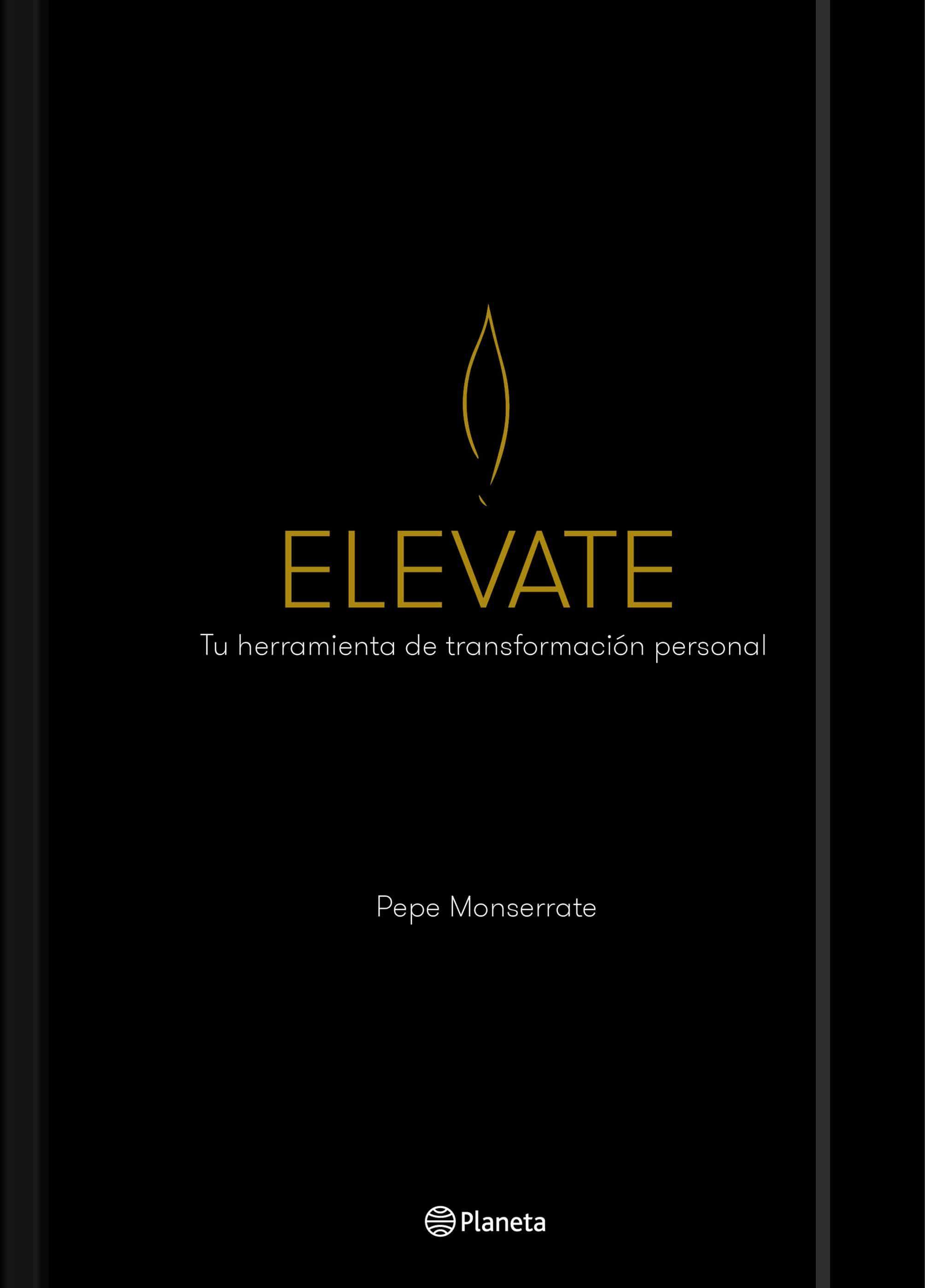 elevate-pepe monserrate-9788408201502