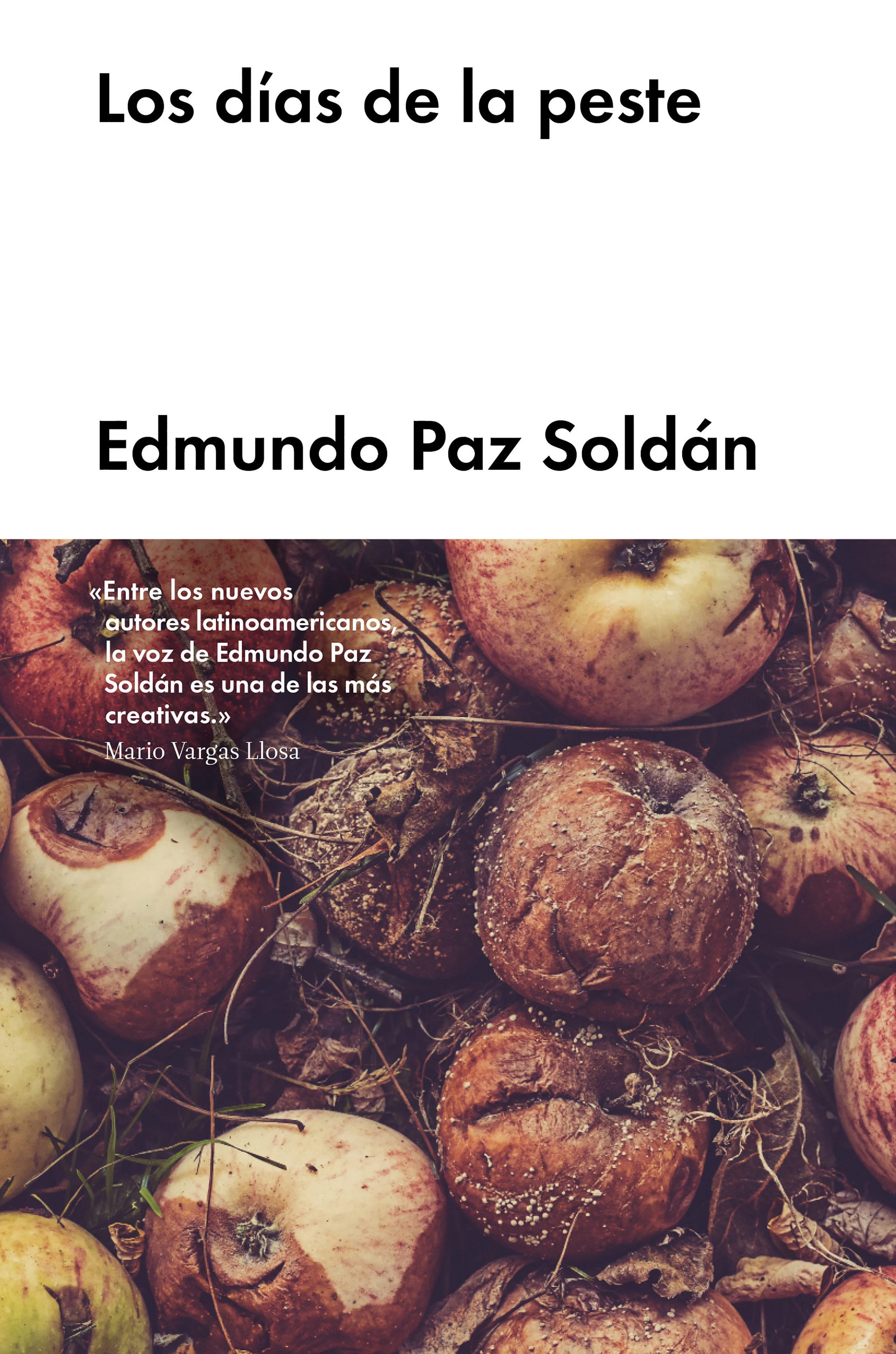 Los D�as De La Peste (ebook)edmundo Paz Soldan9788417081102