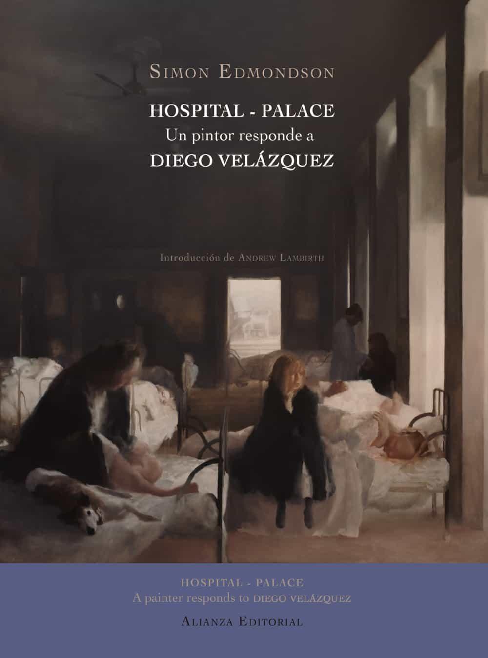 hospital - palace-simon edmondson-9788420676302