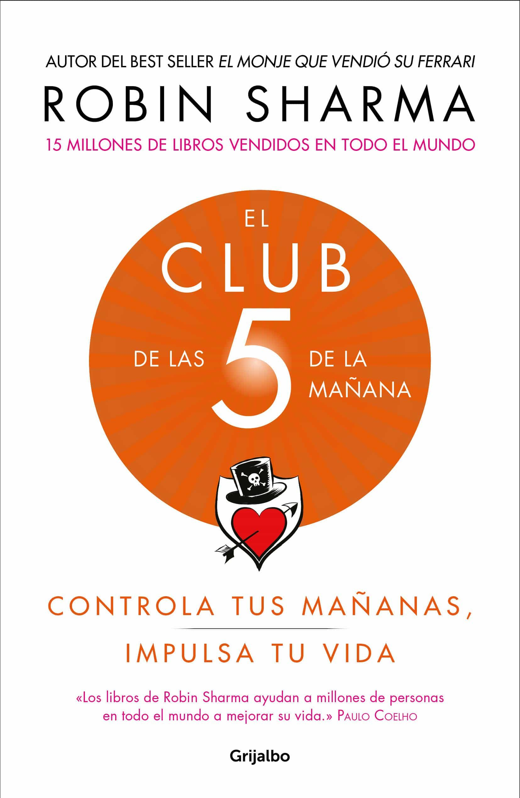 Resultado de imagen para EL CLUB DE LAS 5 DE LA MAÑANA: