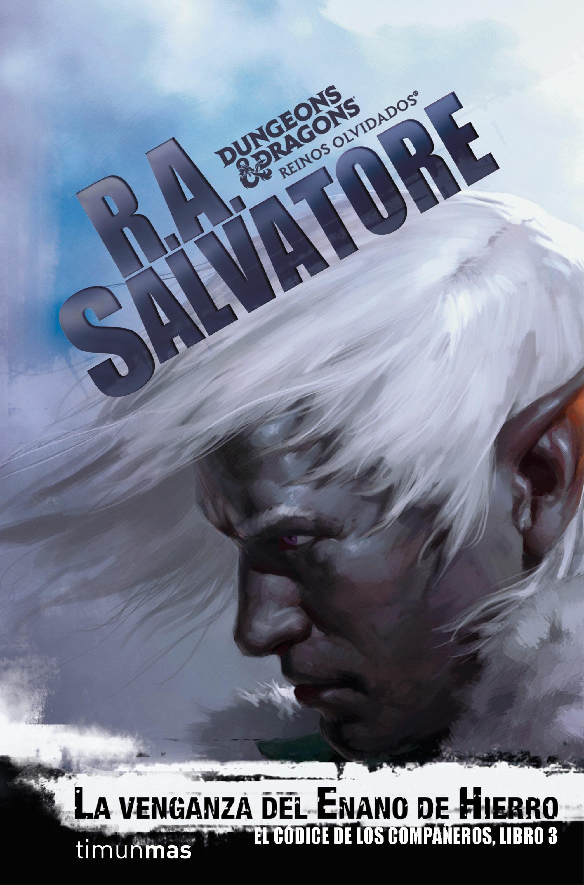la venganza del enano de hierro (dungeons & dragons)-r.a. salvatore-9788445005002