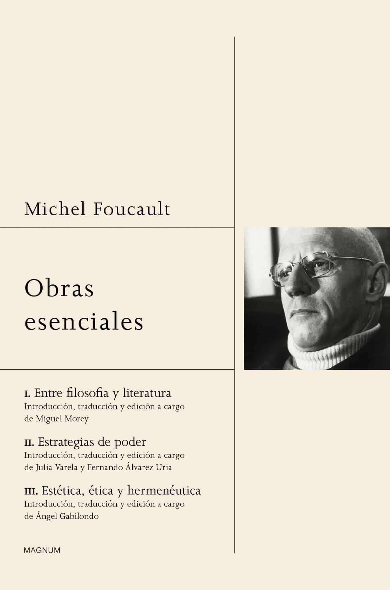 Obras Esenciales por Michel Foucault
