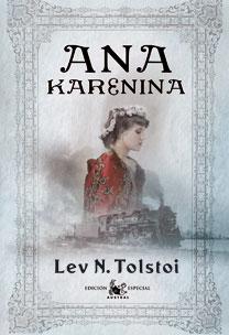 Resultado de imagen de libro ana karenina