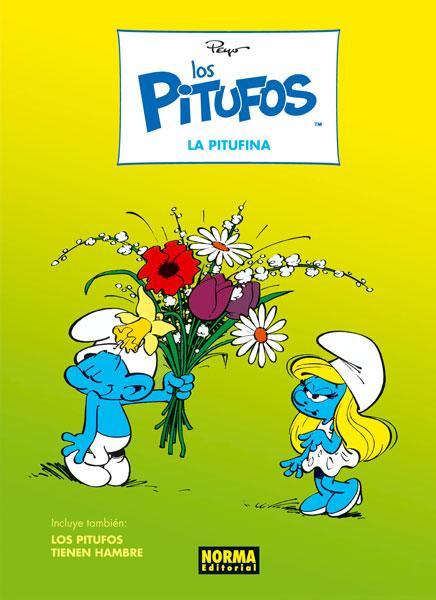 los pitufos 4: la pitufina-9788467911602