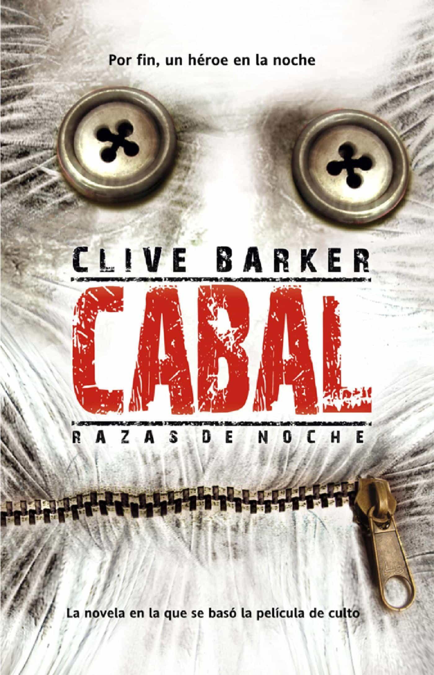 Cabal ebook clive barker 9788490184202