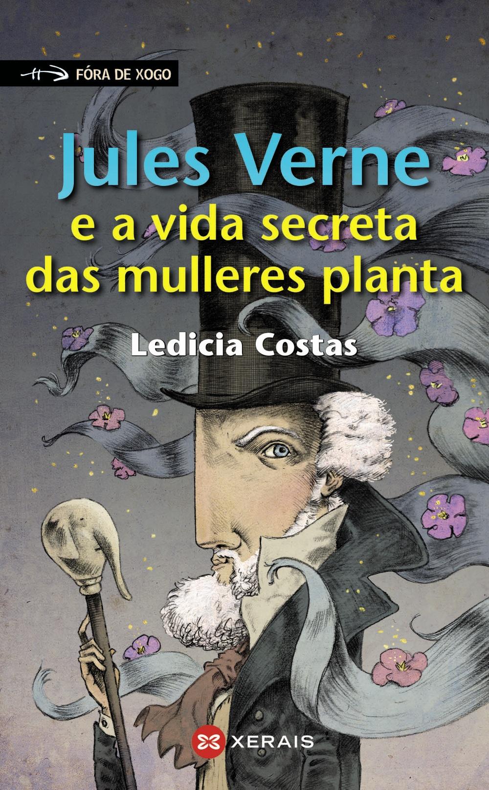 jules verne e a vida secreta das mulleres planta-ledicia costas-9788491210702