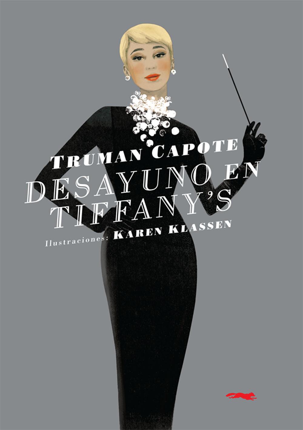 Resultado de imagen de DESAYUNO EN TIFFANY'S de Truman Capote.