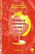 Mejorar La Comprension Lectora 1 (eso) por Jose Jimenez Ortega;                                                           Fatima Sousa Salguero