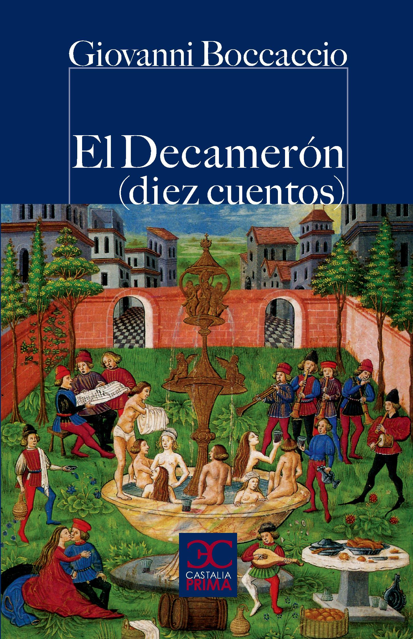 Decameron (diez Cuentos) por Giovanni Boccaccio
