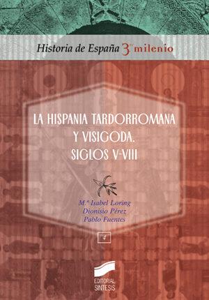 Resultado de imagen de la hispania tardorromana y visigoda