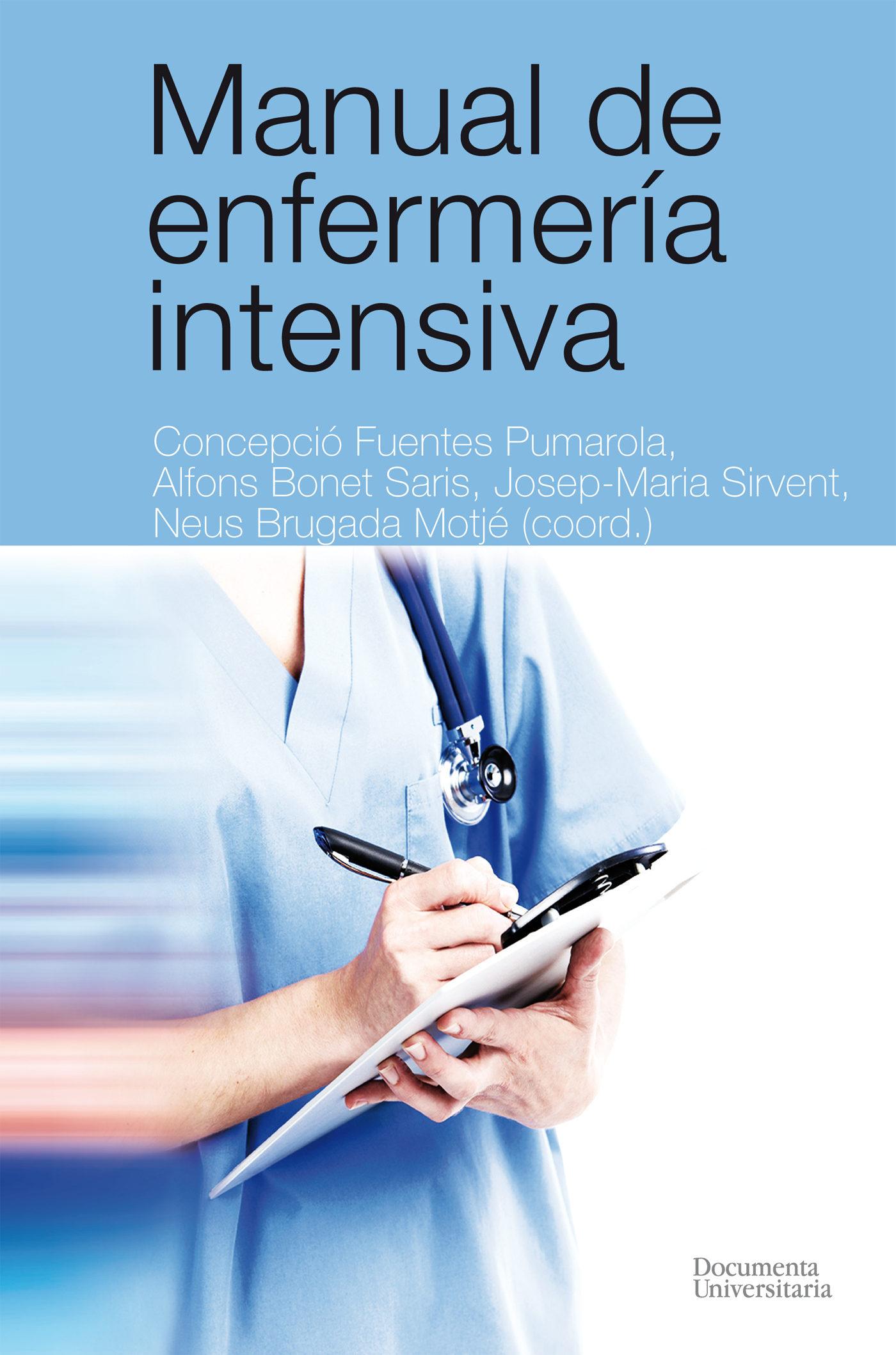 MANUAL DE ENFERMERÍA INTENSIVA EBOOK | VV.AA. Descargar libro PDF o ...