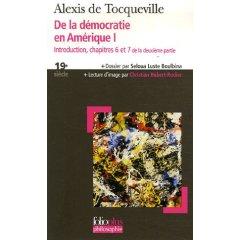 De La Democratie En Amerique: Volume 1, Introduction, Chapitres 6 Et 7 De La Deuxieme Partie por Alexis De Tocqueville
