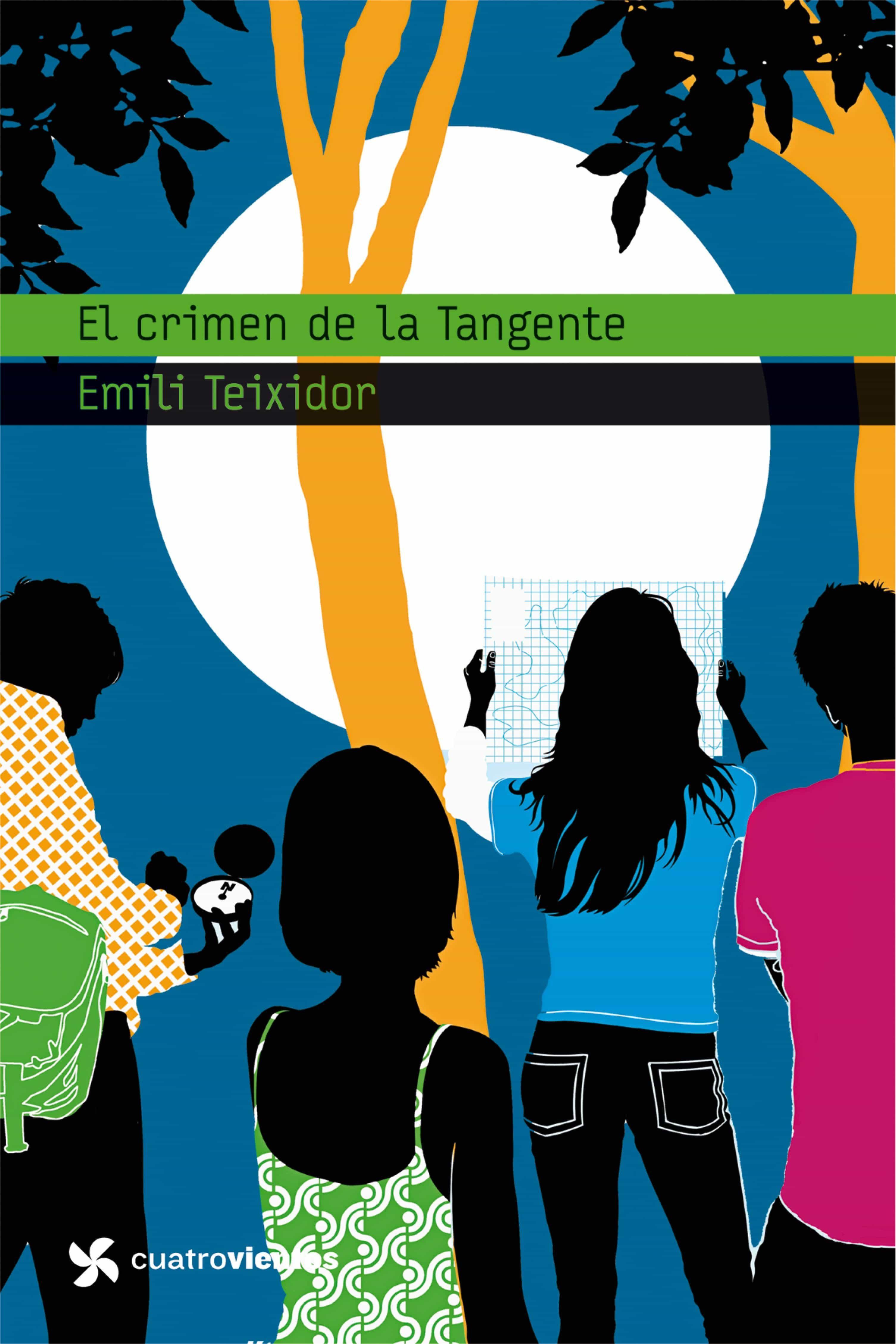 el crimen de la tangente (ebook)-emili teixidor-9788408121312