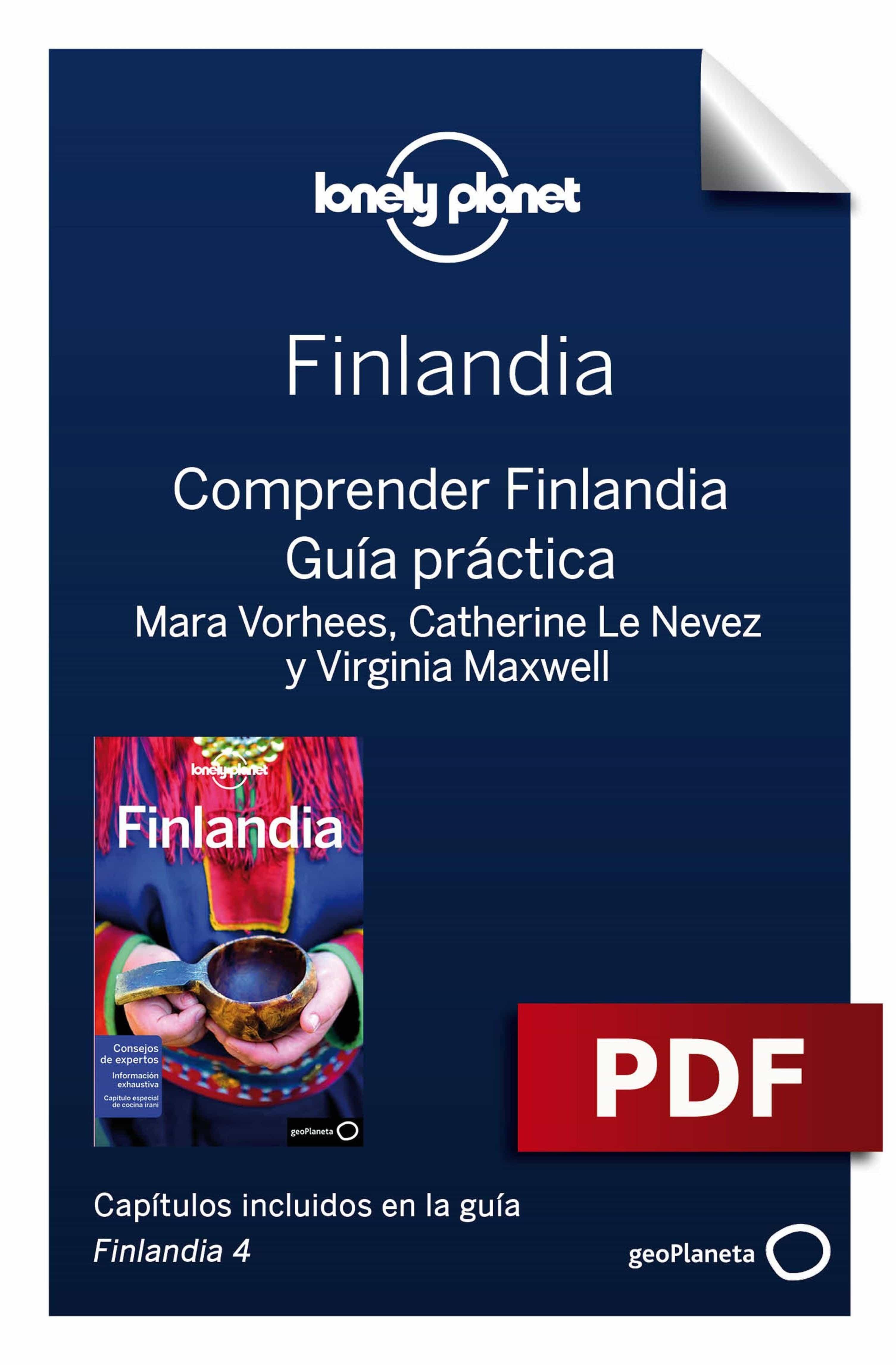 Finlandia 4_11. Comprender Y Guía Práctica   por Vv.aa.