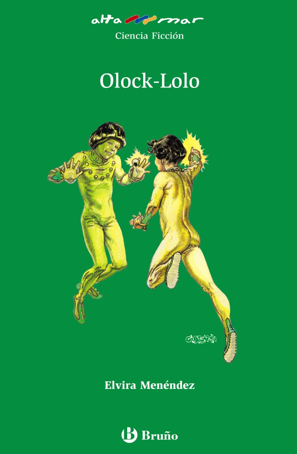 Olock Lolo por Elvira Menendez Gratis