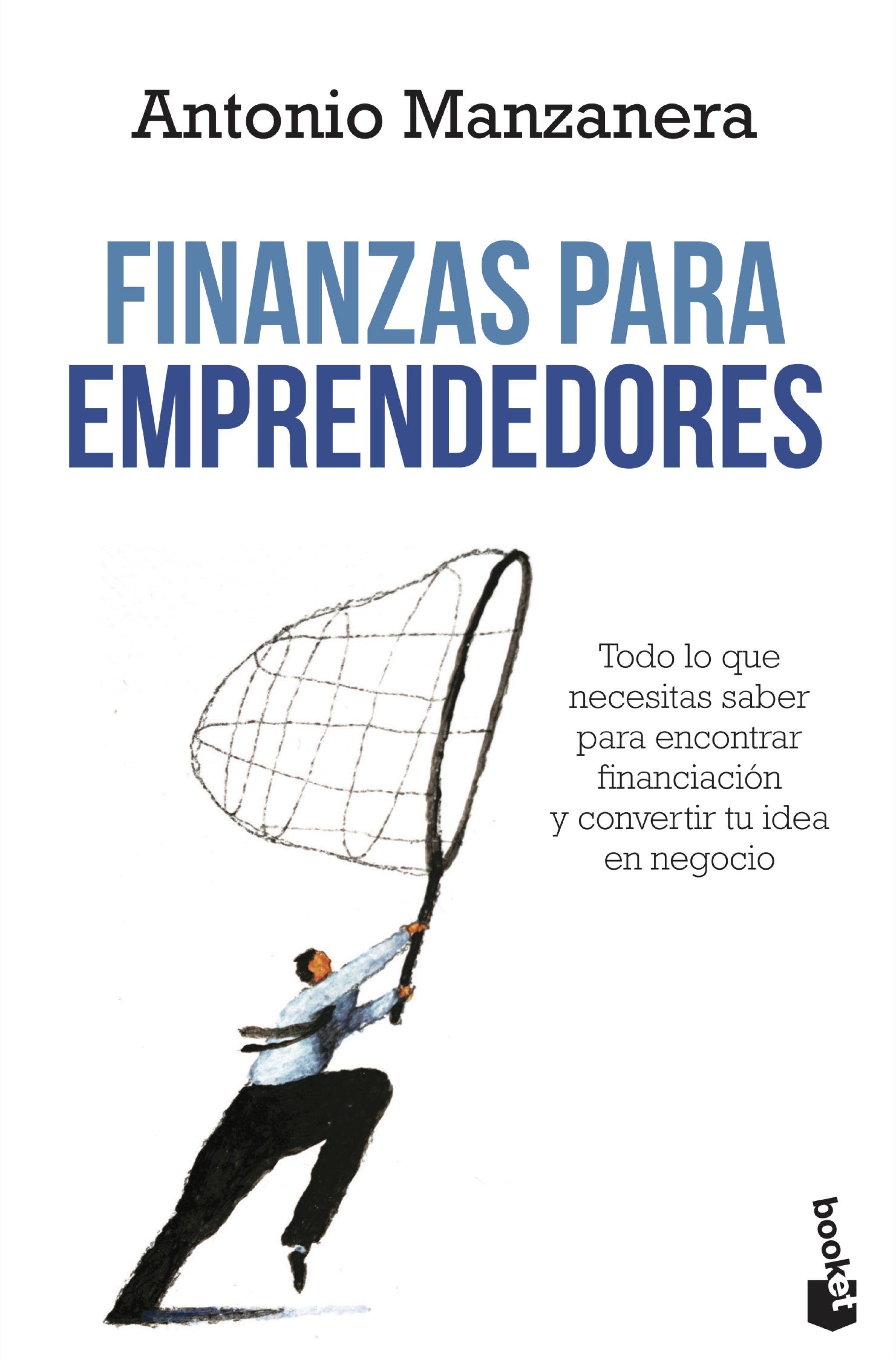 finanzas para emprendedores-antonio manzanera-9788423414512