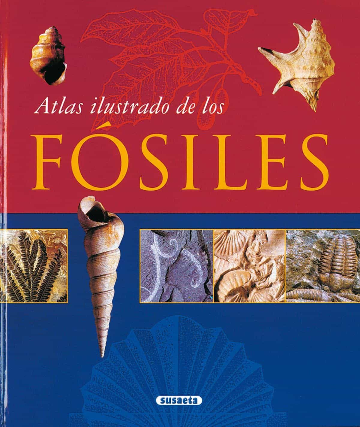 Atlas Ilustrado De Los Fosiles por Vv.aa.
