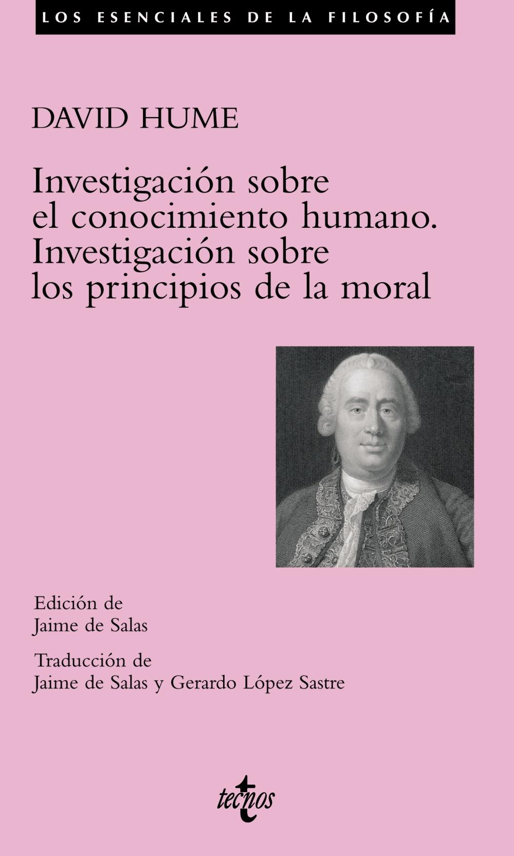 Investigacion Sobre El Conocimiento Humano: Investigacion Sobre L Os Principios De La Moral por David Hume