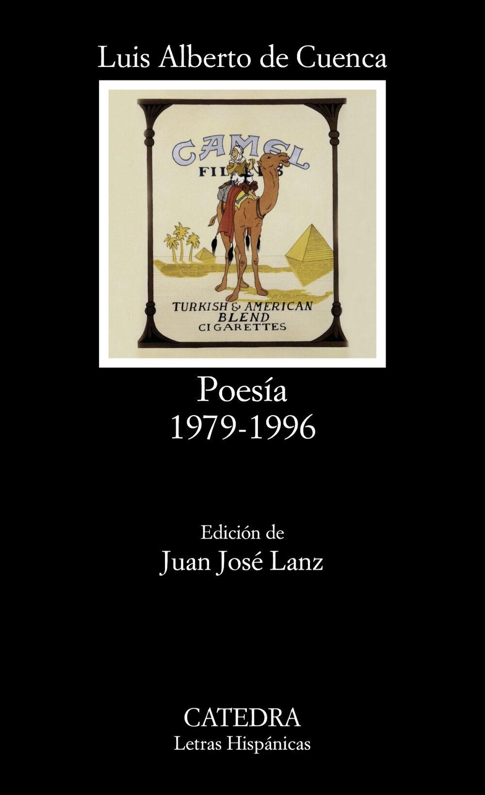 Poesia 1979-1996 por Luis Alberto De Cuenca Gratis