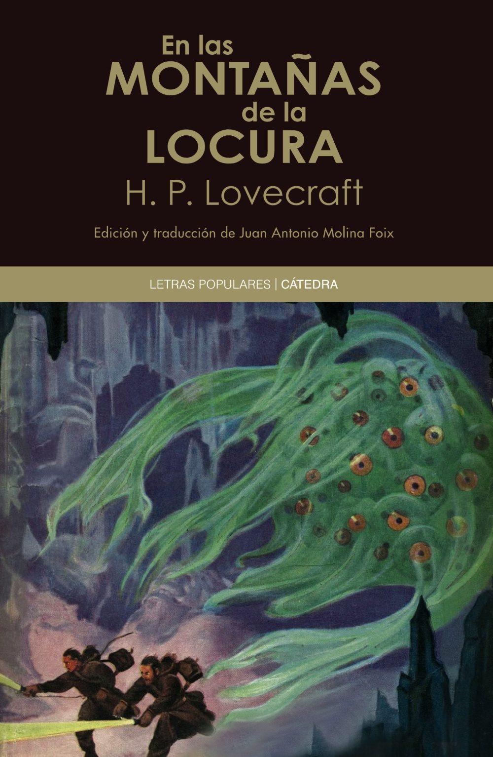 EN LAS MONTAÑAS DE LA LOCURA | H.P. LOVECRAFT | Comprar libro ...