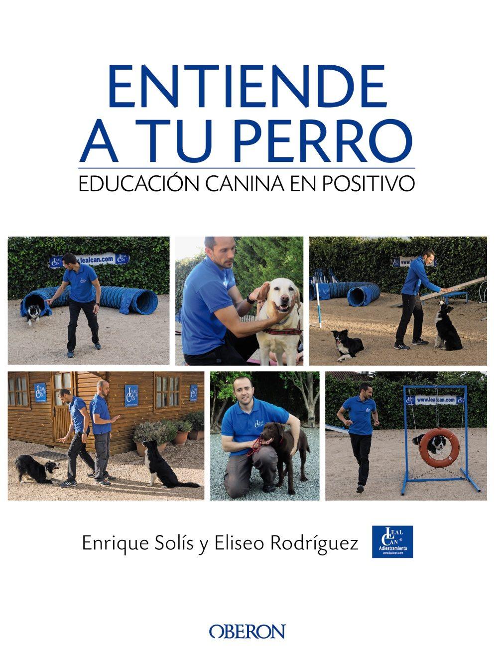 Entiende A Tu Perro. Educación Canina En Positivo por Enrique Solis Alvarez