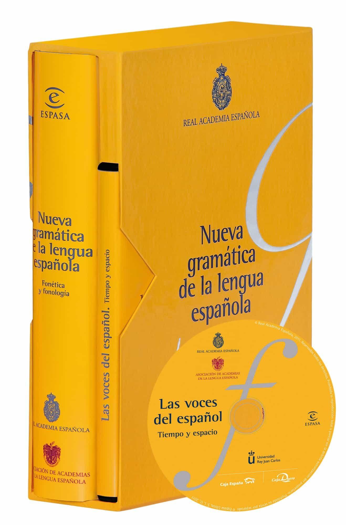 Nueva Gramatica De La Lengua Española: Fonetica Y Fonologia (incl Uye Dvd) por Real Academia Española