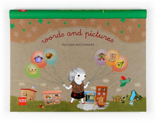 Words And Pictures: Diccionario En Imagenes: Ingles por Ana Moreno epub