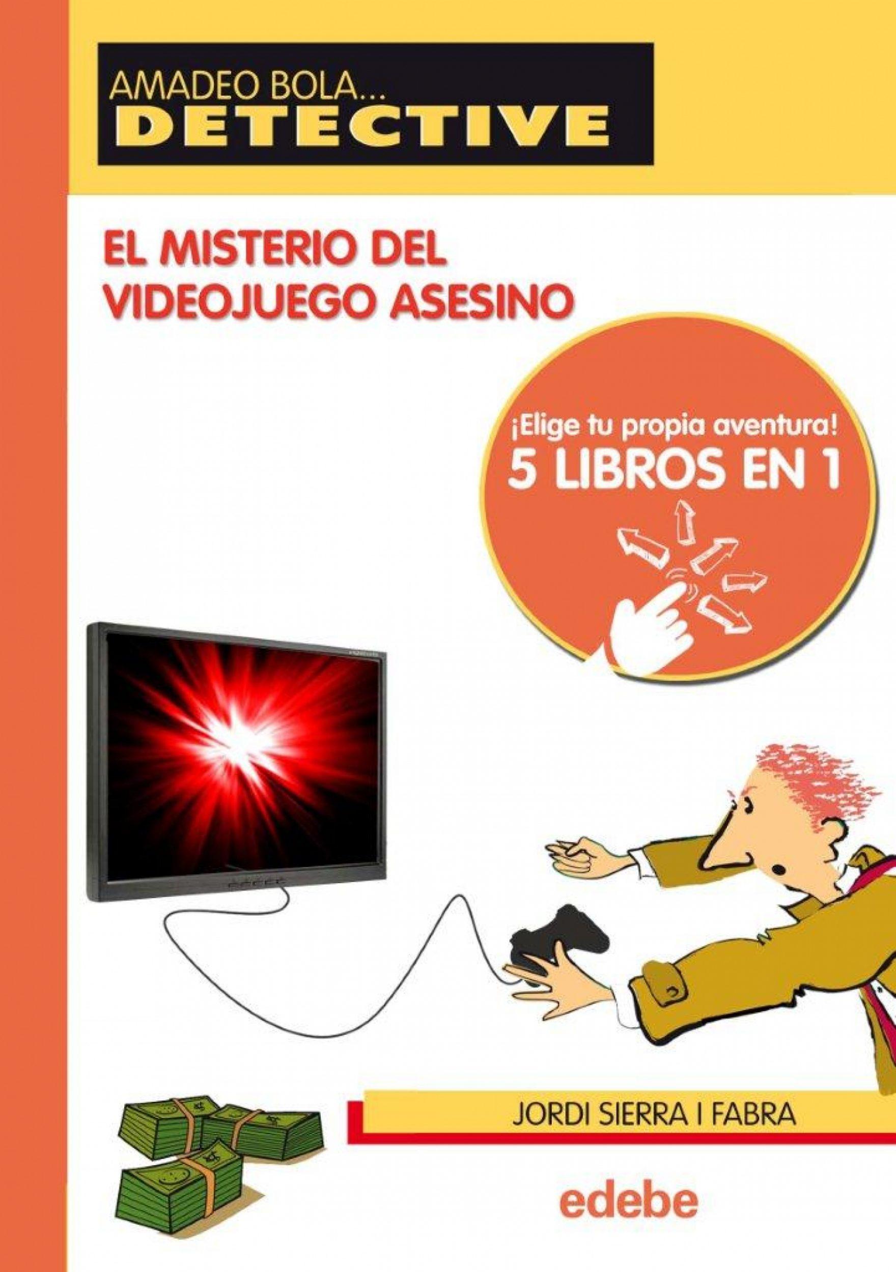 EL MISTERIO DEL VIDEOJUEGO ASESINO EBOOK   JORDI SIERRA I FABRA ...
