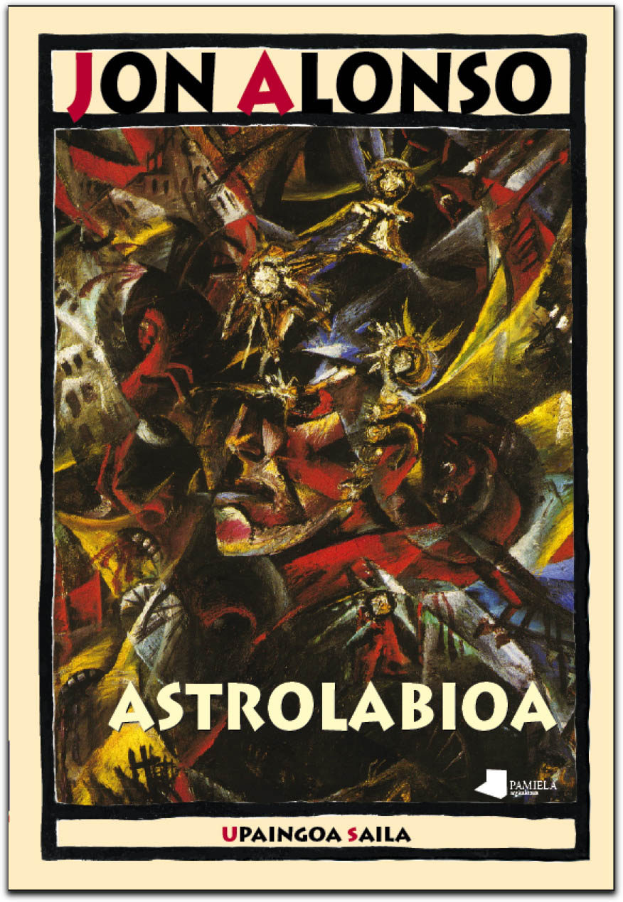 Astrolabioa por Jon Alonso epub