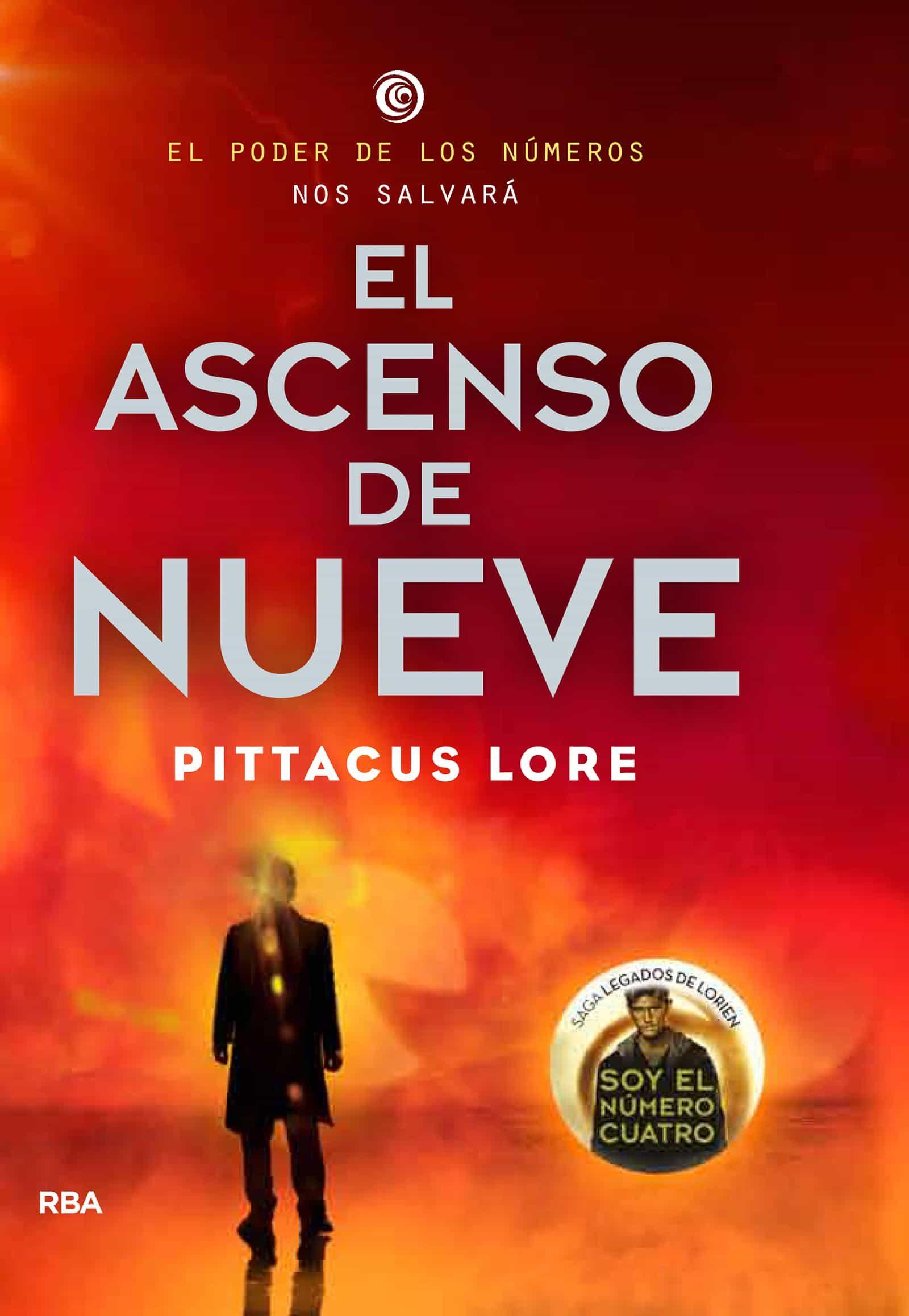 El Ascenso De Nueve (ebook)pittacus Lore9788490068212