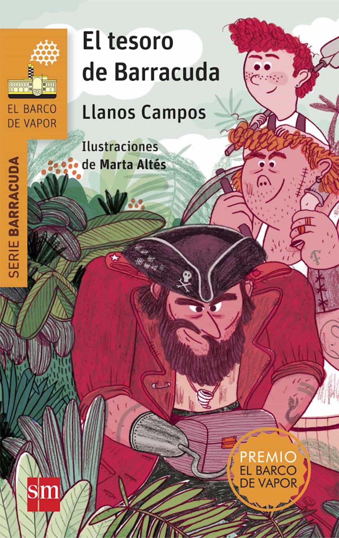 El Tesoro De Barracuda (ebook-epub)   por Llanos Campos Martinez