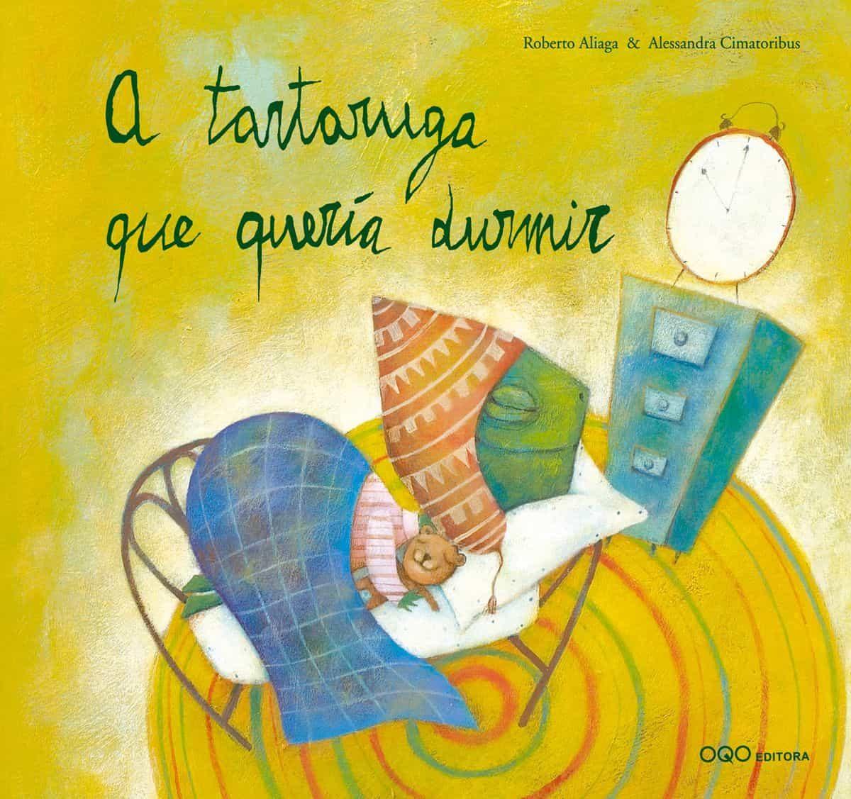 A Tartaruga Que Queria Durmir por Roberto Aliaga epub