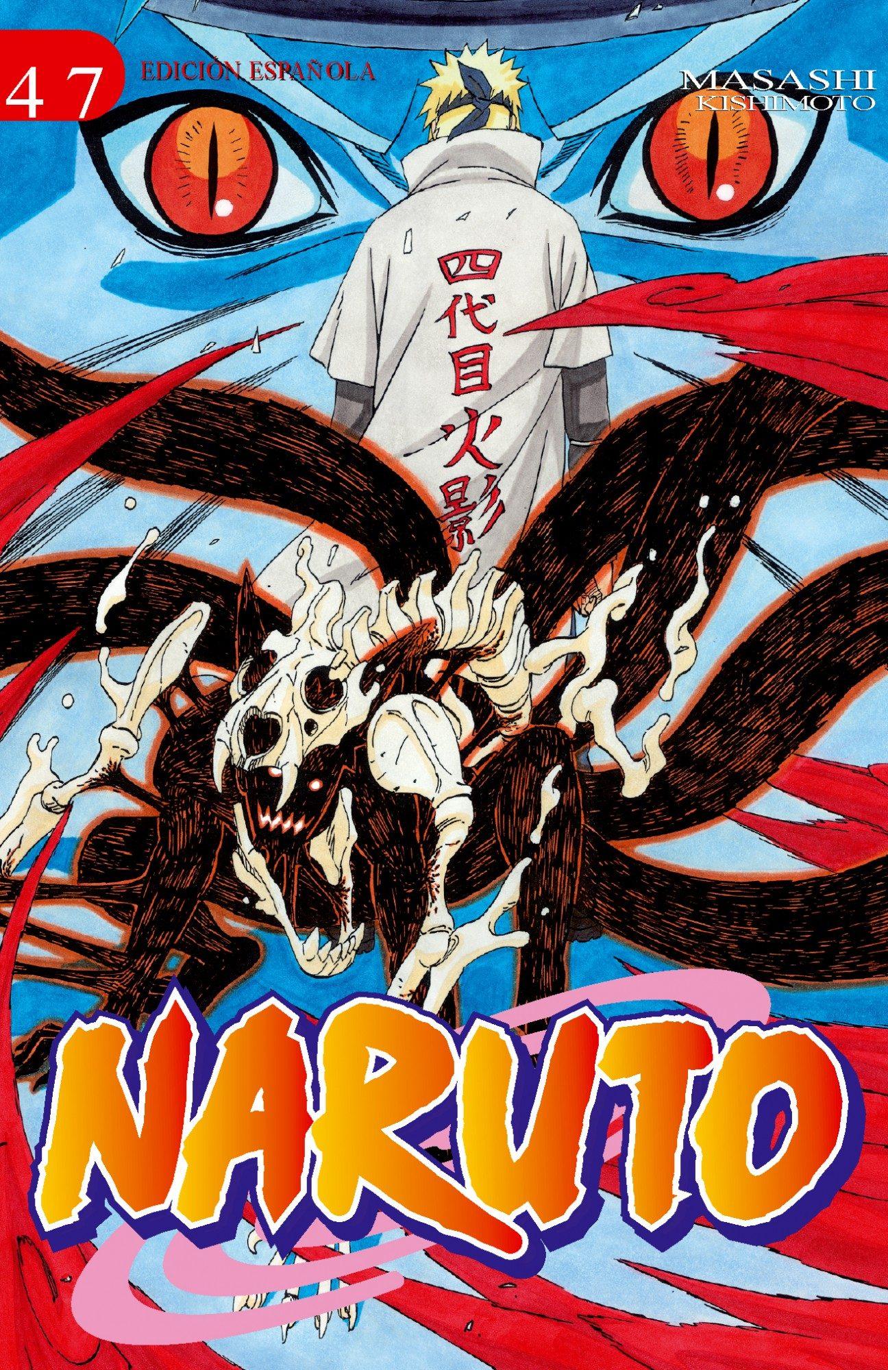 naruto nº 47-masashi kishimoto-9788499470412