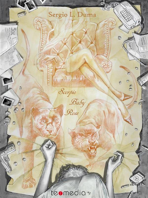 scorpio baby rose (ebook)-9788897692812