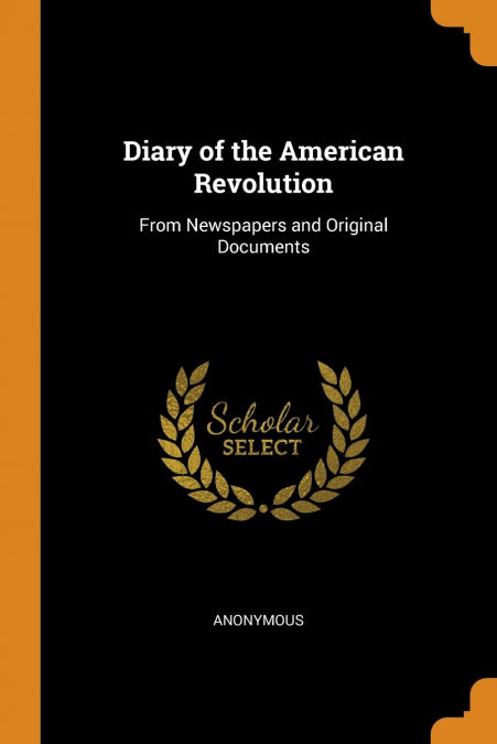 AZW Descargar Diary Of The American Revolution