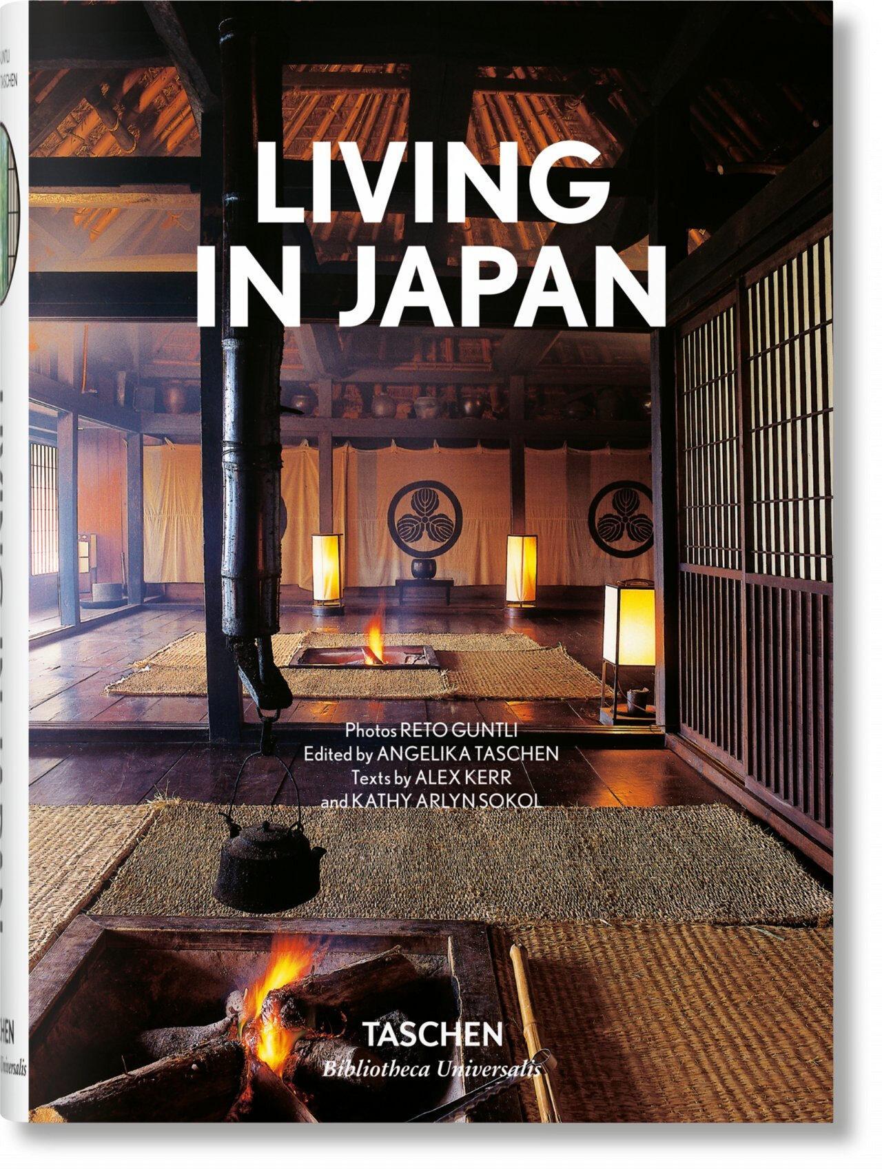Living In Japan por Aa.vv