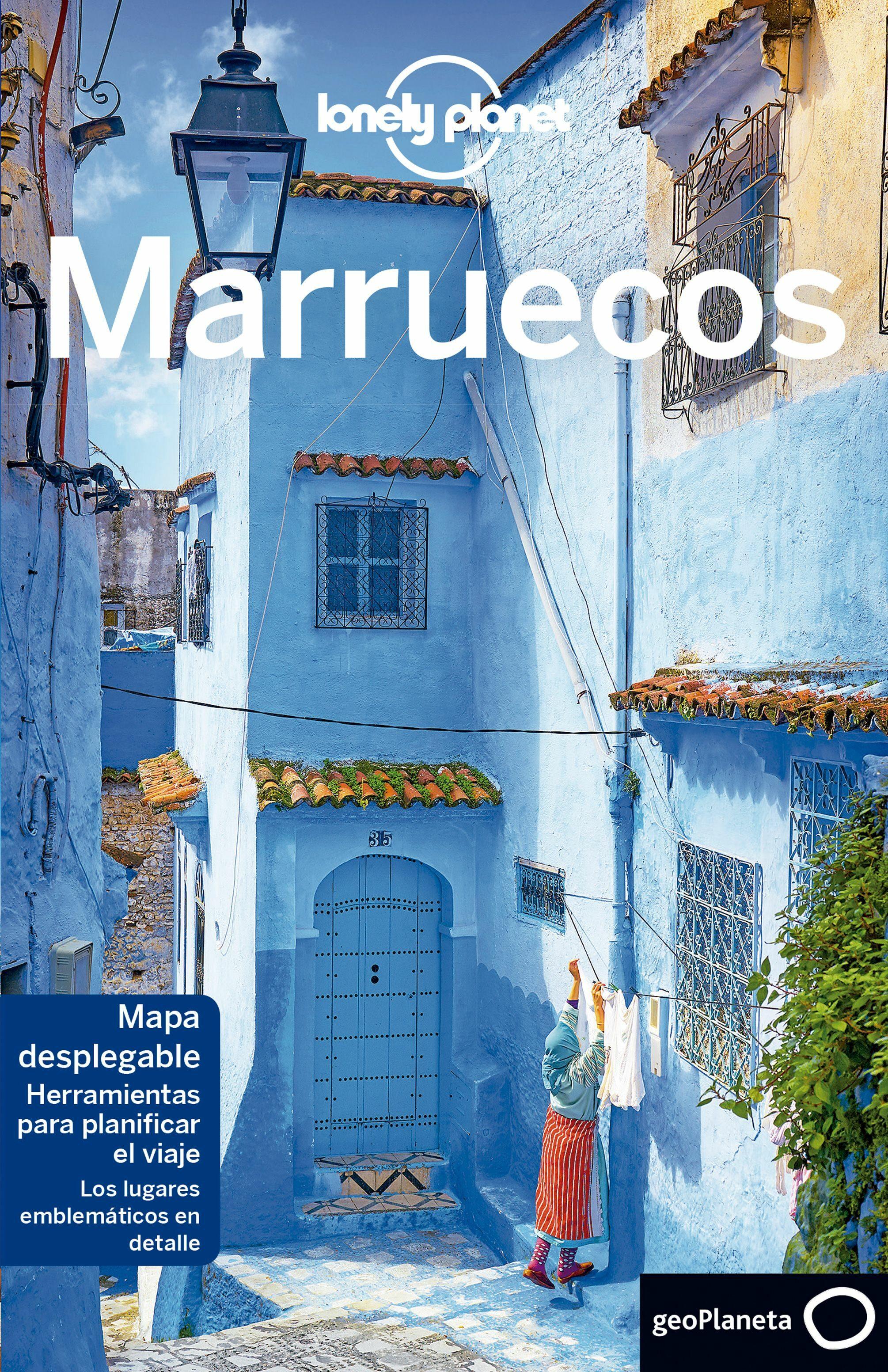 Marruecos 2017 (8ª Ed.) (lonely Planet) por Vv.aa.