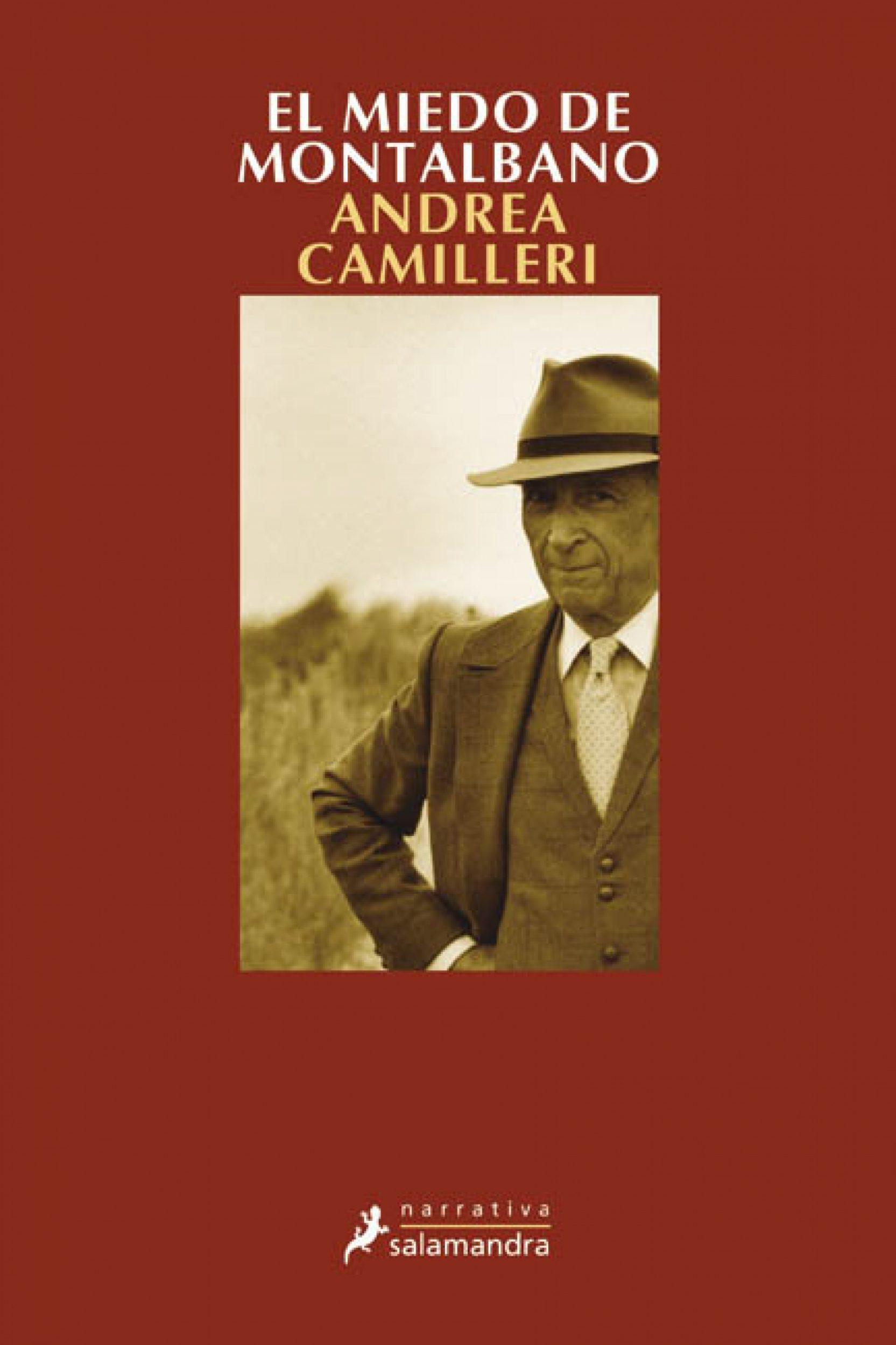 El Miedo De Montalbano   por Andrea Camilleri