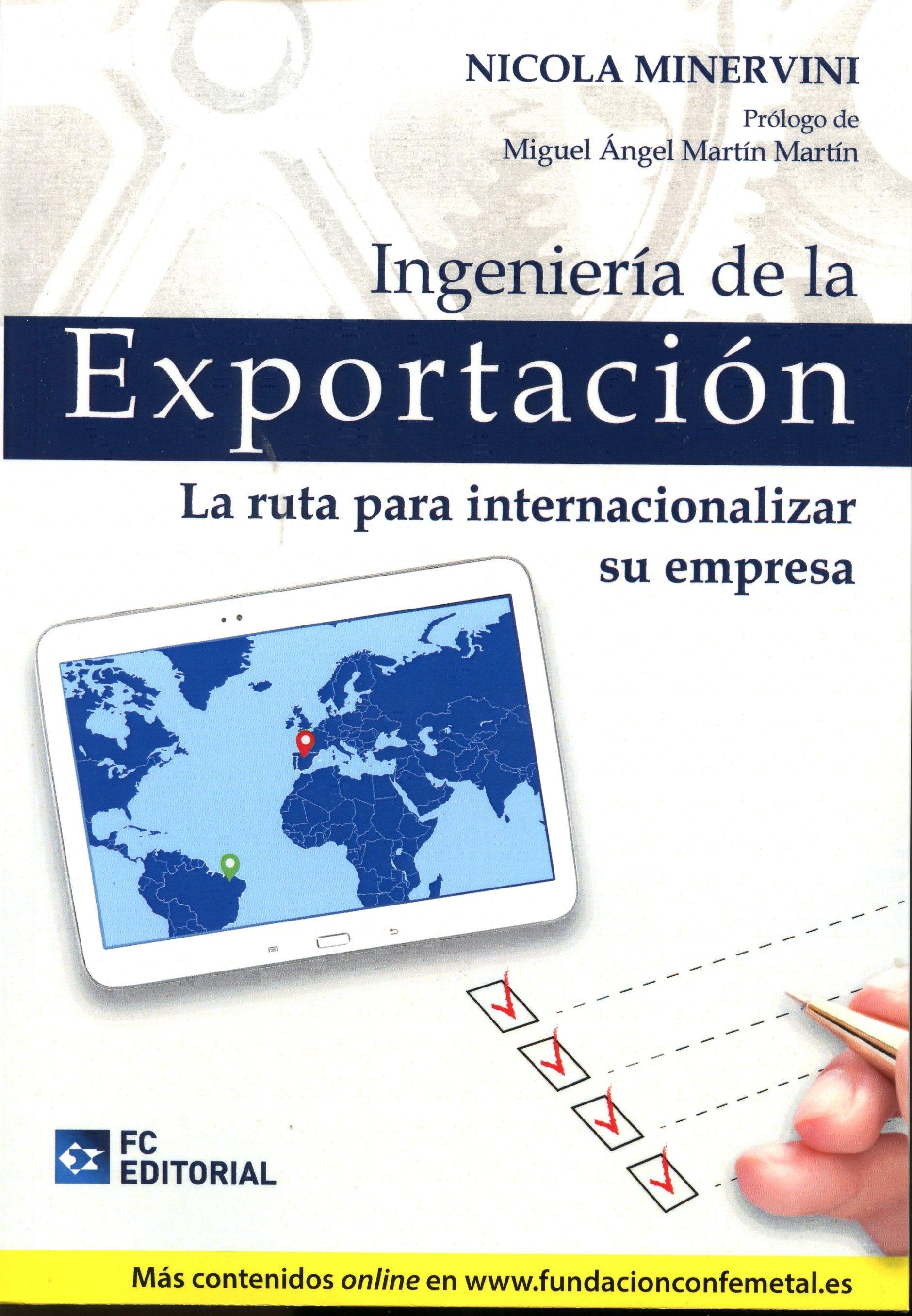 Resultado de imagen para Ingeniería de la exportación: la ruta para internacionalizar su empresa