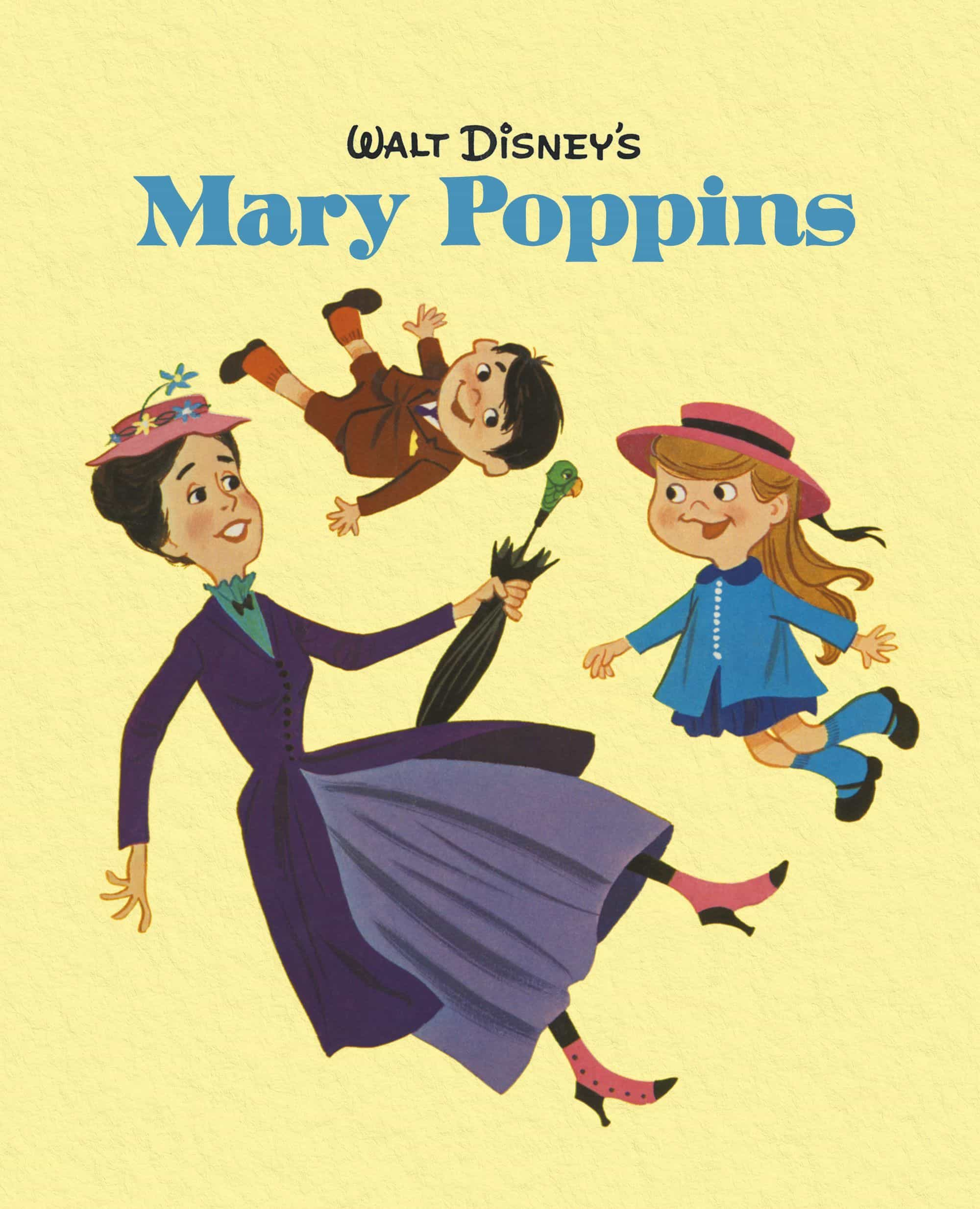 mary poppins. cuento-9788417529222