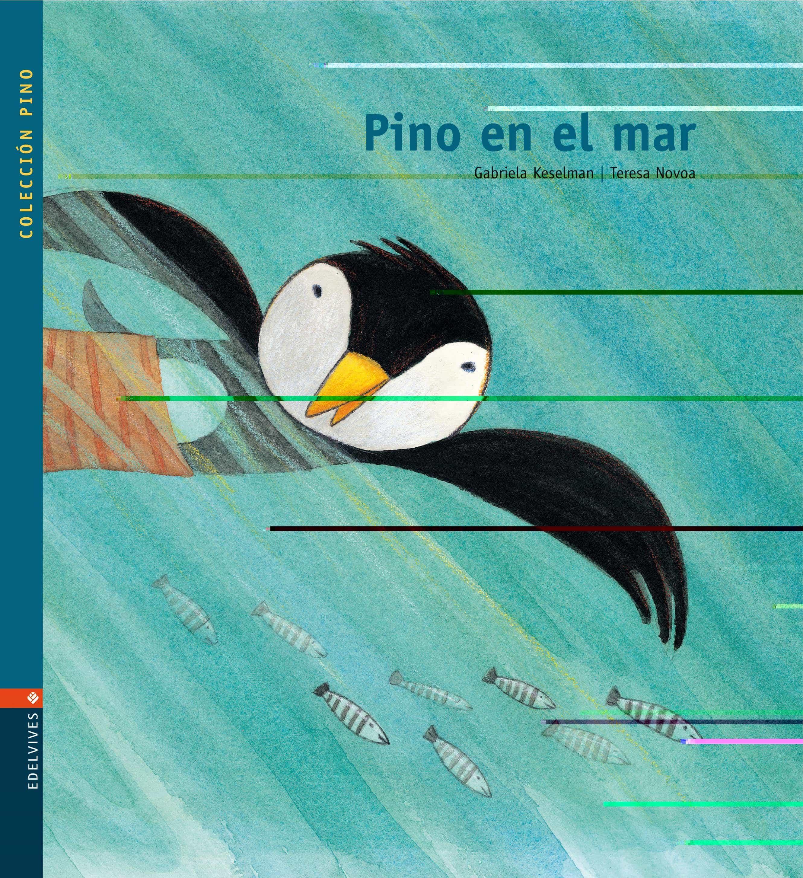 Pino Y El Mar por Gabriela Keselman epub