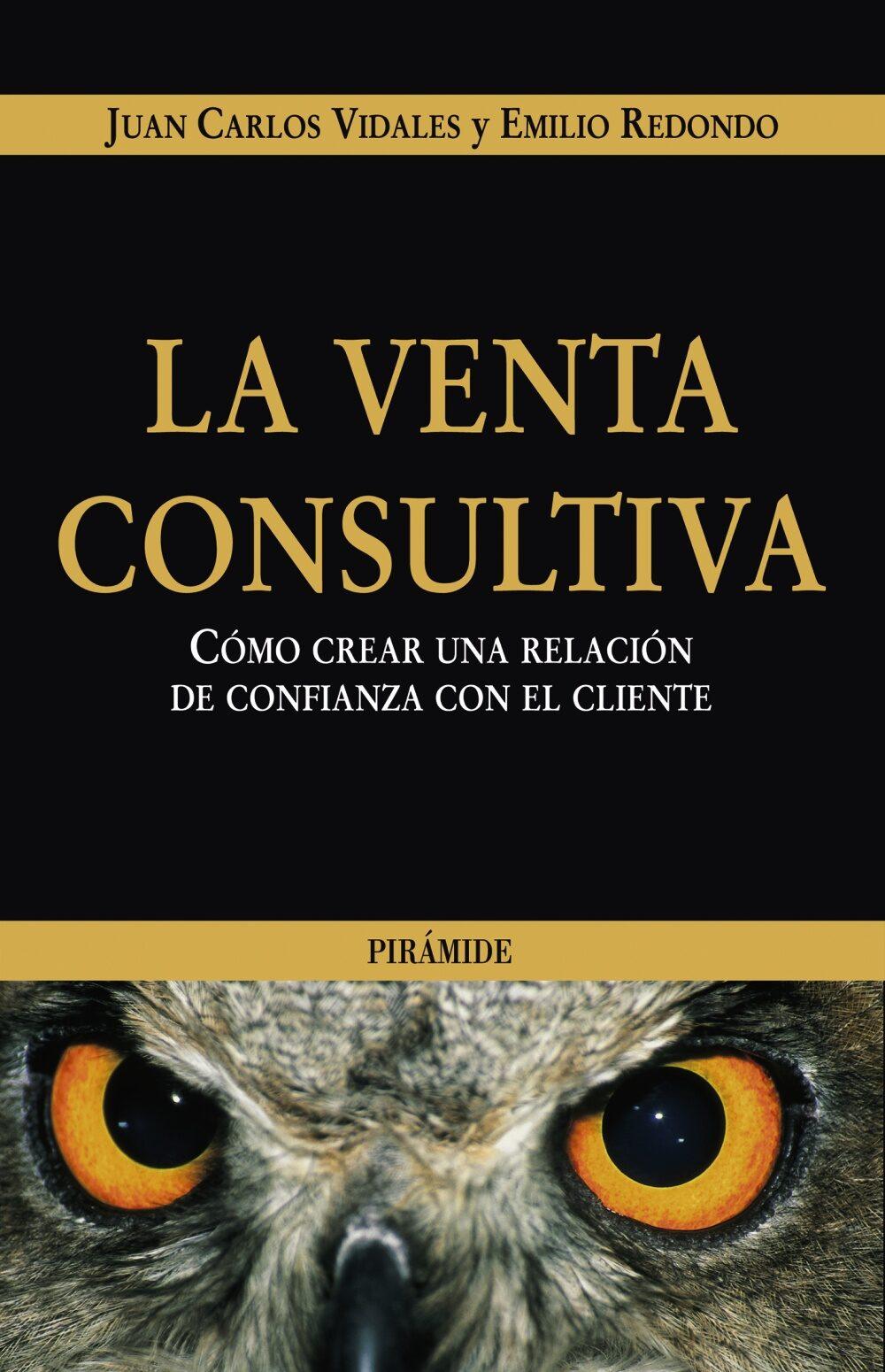 La Venta Consultiva: Como Crear Una Relacion De Confianza Con El Cliente por Emilio Redondo Usanos;                                                                                    Juan Carlos Vidales Castro epub