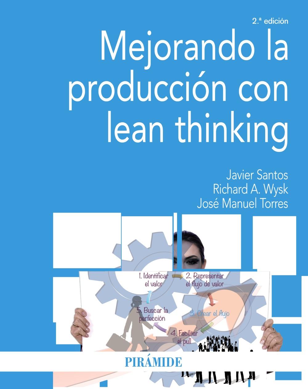 mejorando la produccion con lean thinking (2ª ed.)-javier santos-richard a. wysk-9788436832822